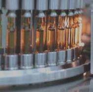 Denison Pharmaceuticals lab equipment